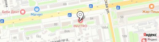 Городская стоматологическая поликлиника №2 на карте Тамбова