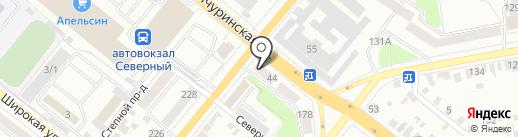 Бытсервис на карте Тамбова