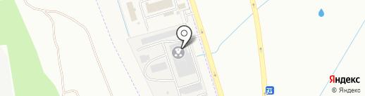 СК Пеноблок-Строй на карте Тамбова