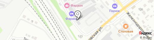 Elektromobil5 на карте Тамбова
