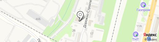 ДСУ2 на карте Строителя