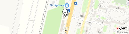 Arlingston на карте Строителя