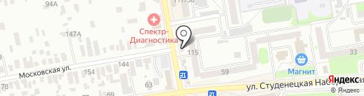СтомМаркет на карте Тамбова