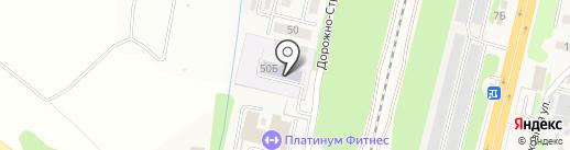 Василёк на карте Строителя