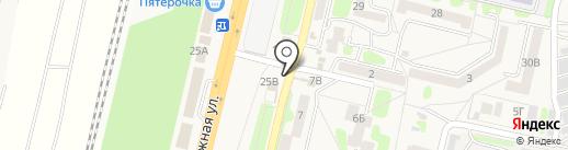 МобиТек на карте Строителя