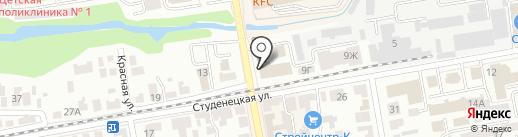 Триколор ТВ на карте Тамбова