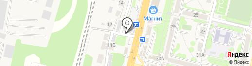 Витязь на карте Строителя