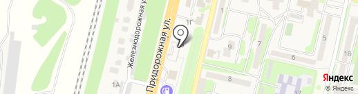 Инор на карте Строителя