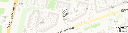 Домашний на карте Строителя