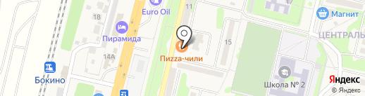 Прованс на карте Строителя