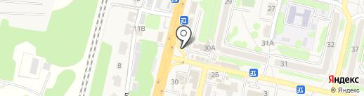 Донченко на карте Строителя