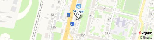 Росгосстрах на карте Строителя
