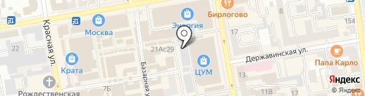 Магазин электроинструментов на карте Тамбова