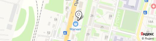 Банкомат, Россельхозбанк на карте Строителя