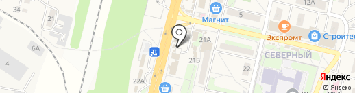 Юлмарт на карте Строителя