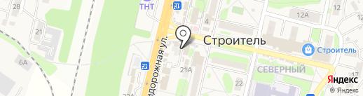 Ритм на карте Строителя