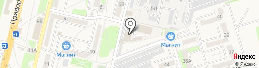 Золушка на карте Строителя