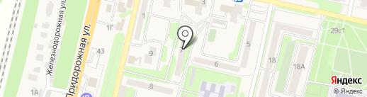 Мещеряков Д.В. на карте Строителя