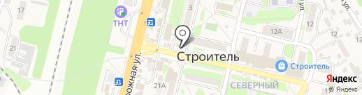 Ольга на карте Строителя