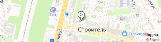 BEER Code на карте Строителя