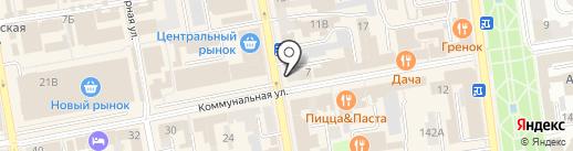 Московский Ювелирный Завод на карте Тамбова