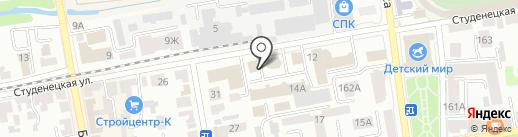Управление автомобильных дорог на карте Тамбова