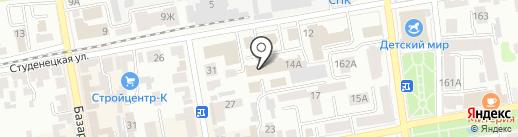 Союз-Информ на карте Тамбова