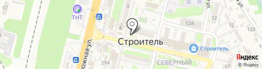 Правильная корзинка на карте Строителя