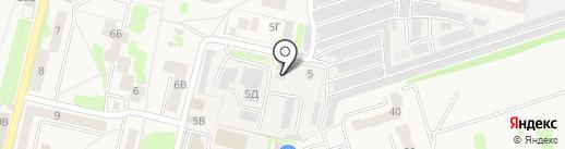 Управляющая компания Строитель на карте Строителя