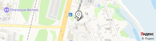 Бриз на карте Строителя