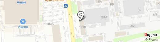 Трудовые резервы на карте Тамбова