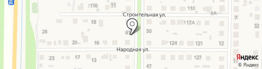 Хит Аливет на карте Бокино
