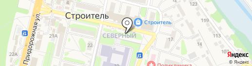 Лавка шаров на карте Строителя