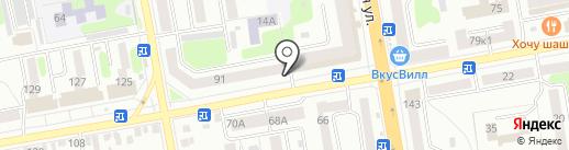 Тамбовский центр судебных экспертиз на карте Тамбова