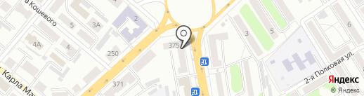 Восточный экспресс банк, ПАО на карте Тамбова