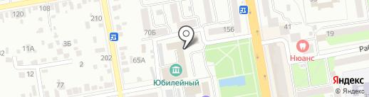 Академический правовой институт на карте Тамбова