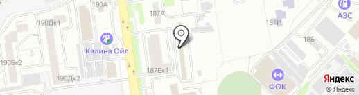 Стрелково-спортивный клуб на карте Тамбова