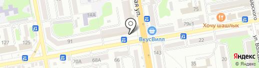 Tele2 на карте Тамбова
