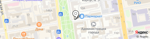 Samsung на карте Тамбова