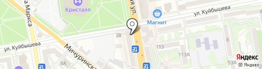 Мастерская по заточке и прокату коньков на карте Тамбова