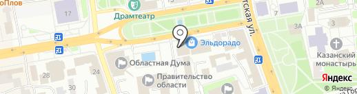 Шью сама на карте Тамбова
