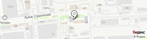ПК СПЕЦТЕМА на карте Тамбова