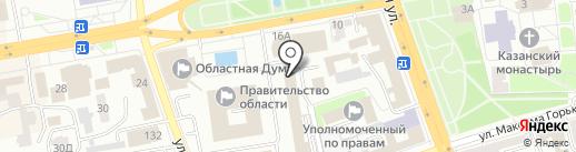 ПРОМАЛЬП-МАСТЕР 68 на карте Тамбова
