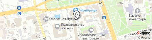 АЛЬФА-АТТЕСТАЦИЯ на карте Тамбова