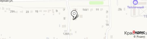 Кооп на карте Красненькой
