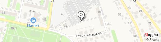 Ритуальная компания на карте Строителя