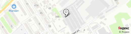 Компания аргонной сварки на карте Тамбова