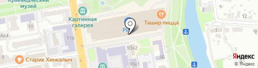 Твое на карте Тамбова