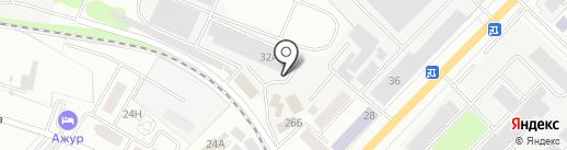 Стройресурс 68 на карте Тамбова