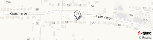Мастерская по ремонту ходовой части автомобиля на карте Красненькой
